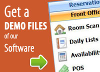 We also offer demo files of our software.