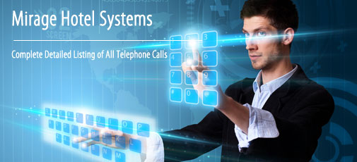 The Mirage Call Accounting System